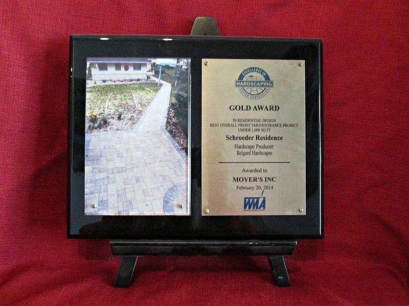 Awards | Moyer's Landscape Services | Madison, Verona, WI